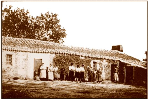 Histoire de la ferme de Bacqueville