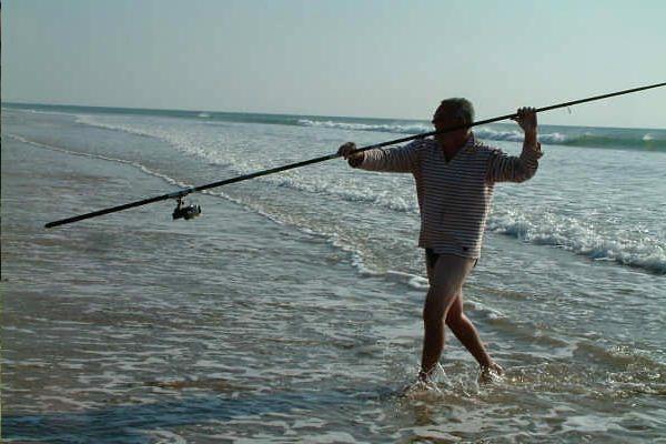 pecheur-en-surf-casting