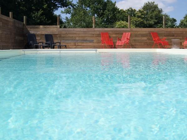 Gite avec piscine chauffée en Vendée