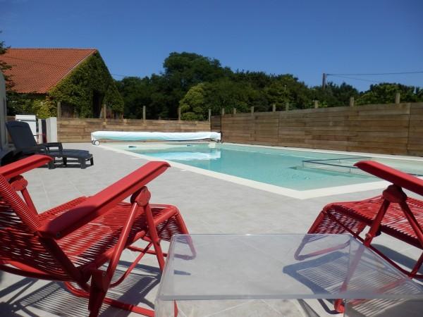 Gite avec piscine chauff e en vend e - Chambre d hotes saint gilles croix de vie ...