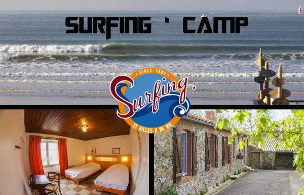 surf camp à bacqueville