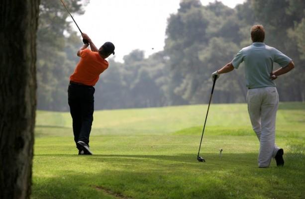 Fotolia 2 golfeurs_3050583_L