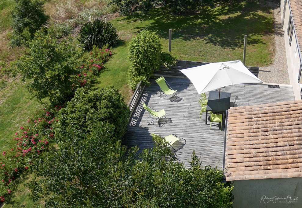 Gîte de 5 personnes en Vendée avec piscine chauffée