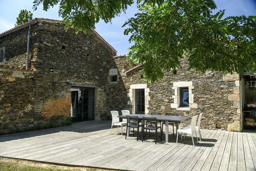 Location de salle avec hébergement de groupes sur place en Vendée