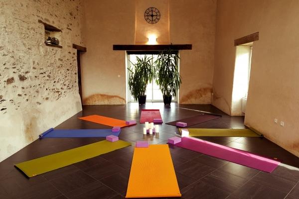 Location de salle en Vendée pour séjour bien-être
