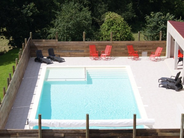 Chambre d'hotes en Vendée avec piscine chauffée